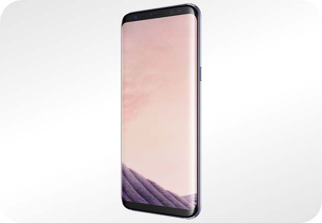 Samsung Galaxy S8 - wygląd