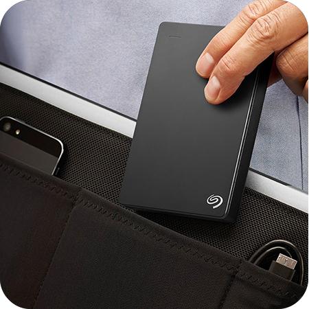 Seagate Backup Plus Portable - szybki transfer danych gdziekolwiek potrzebujesz