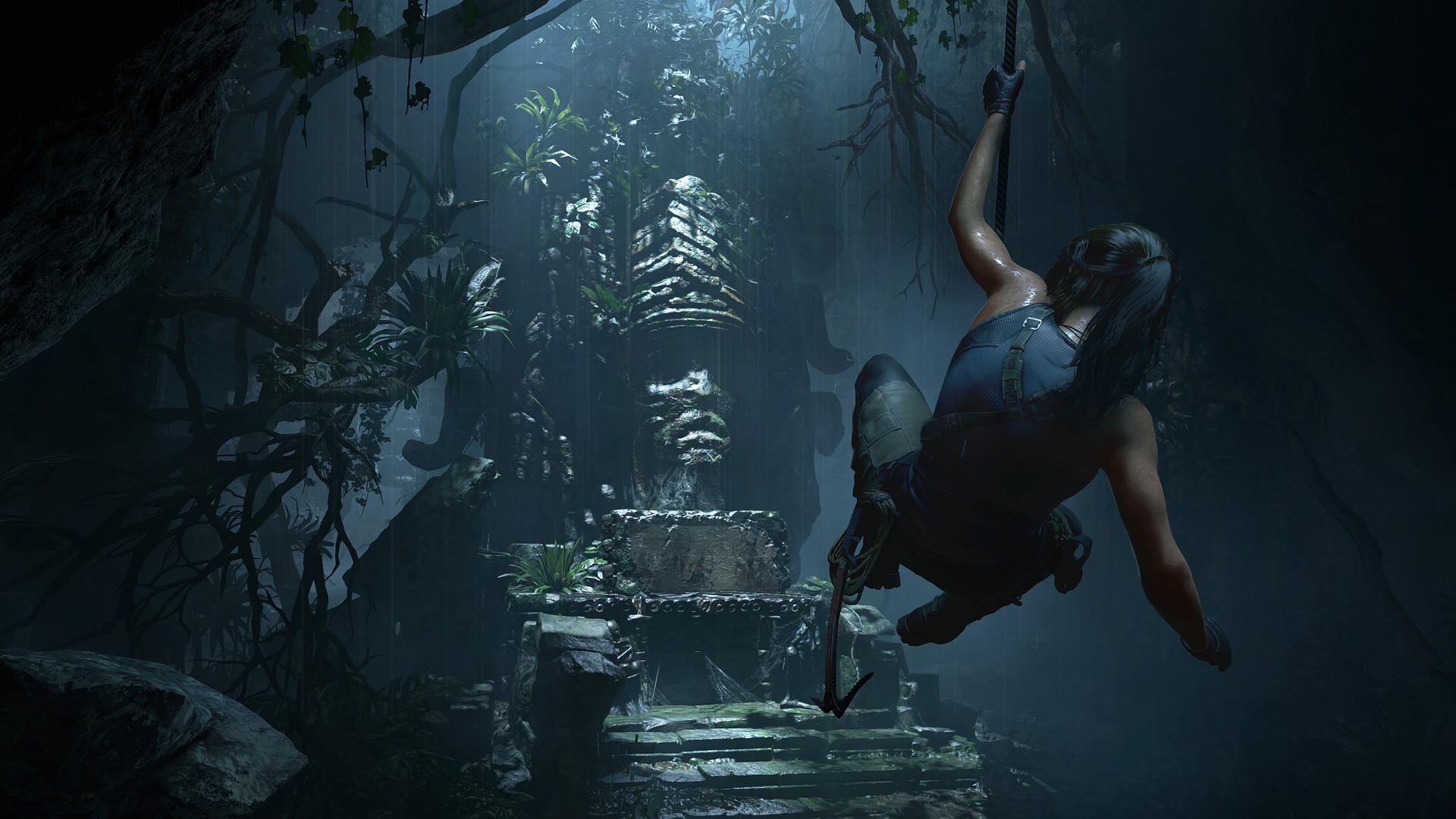 Shadow of Tomb Raider - doskonałej jakości grafika