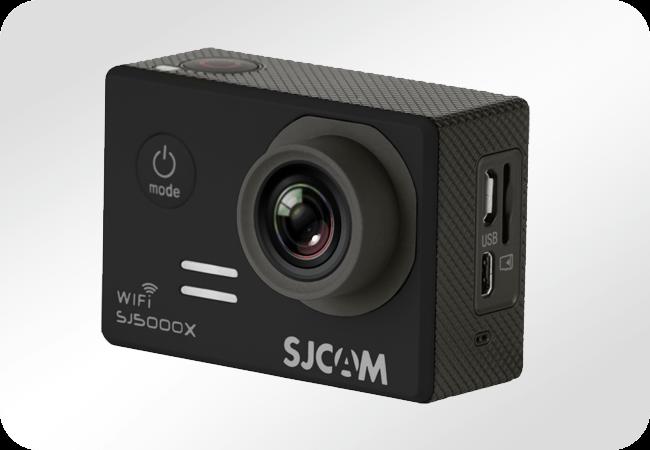SJCAM SJ5000X Elite - Front