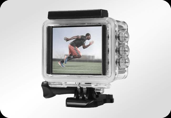 SJCAM SJ5000X Elite - Wysoka jakość obrazu