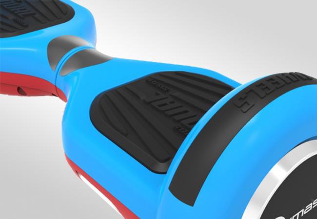 Skymaster Wheels 6 Dual SMART - Bezpieczeństwo