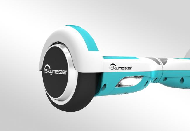 Skymaster Wheels 6 Dual SMART - Trwałość