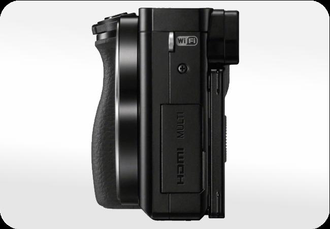 Sony Alpha ILCE-6000 - Łatwe udostępnianie