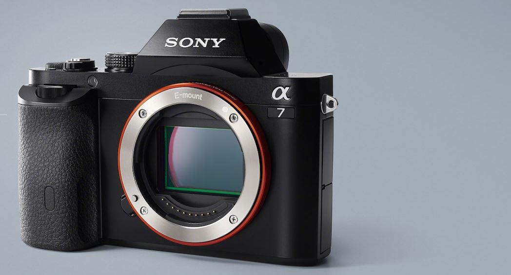 Sony Alpha ILCE-7 - Zaawansowany technicznie