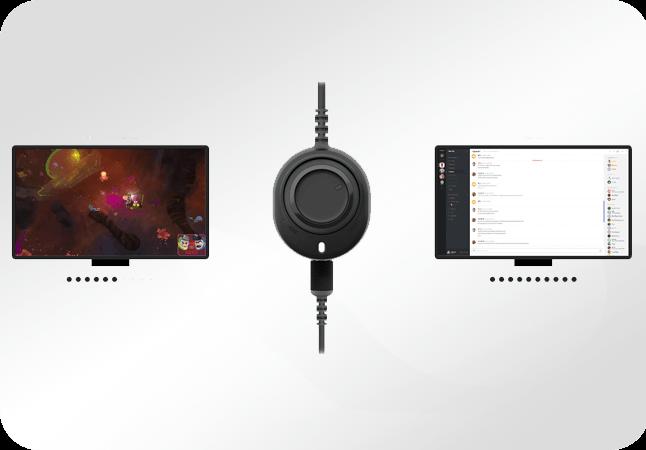 SteelSeries Arctis 5 - Mikrofon ClearCast
