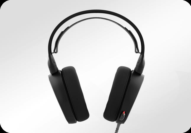 SteelSeries Arctis 5 - Wygodna i lekka konstrukcja