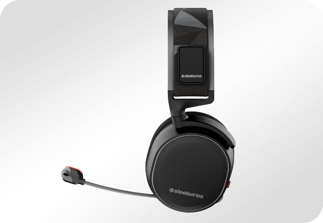 SteelSeries Arctis 7 - Wbudowany mikrofon
