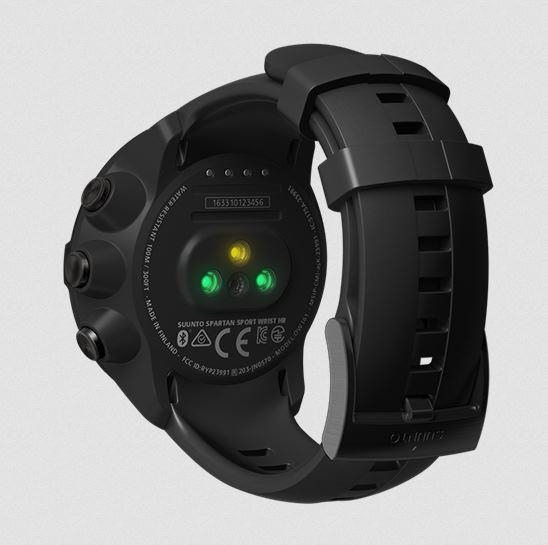 Suunto Spartan Sport Wrist HR - Pomiar tętna