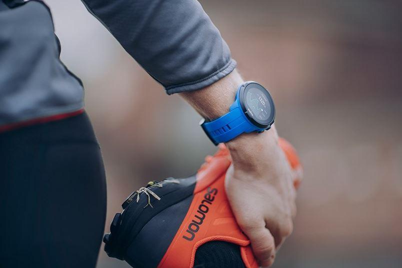Suunto Spartan Sport Wrist HR - 80 trybów