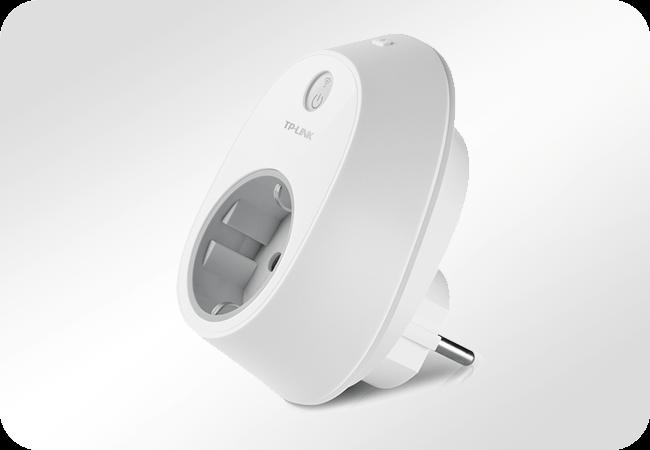 TP-Link Inteligentne gniazdko (Smart Plug) - Front
