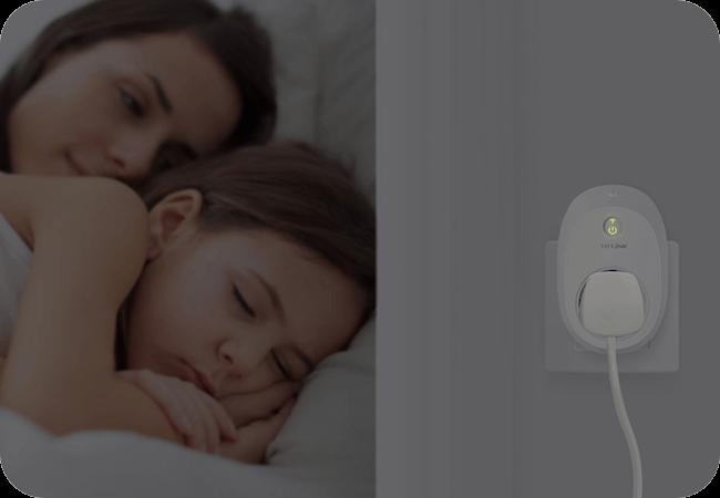 TP-Link Inteligentne gniazdko (Smart Plug) - Personalizacja harmonogramu