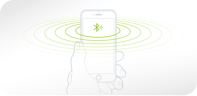 Tracer Stream - technologia Bluetooth
