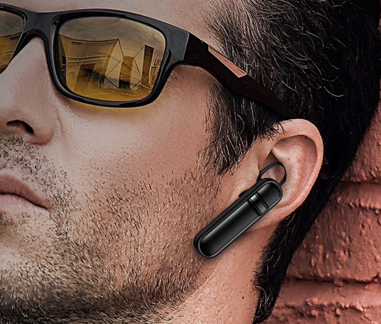 USAMS LM Wireless Headset Bluetooth - Komfort