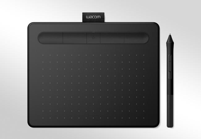 Wacom Intuos S Bluetooth - Front
