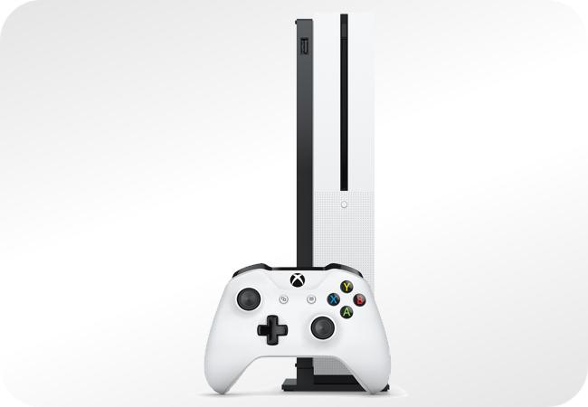 Xbox One S - kontroler