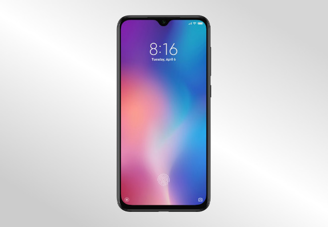 Xiaomi Mi 9 SE - Front