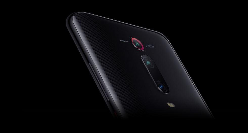 Xiaomi Mi 9T - Aparat