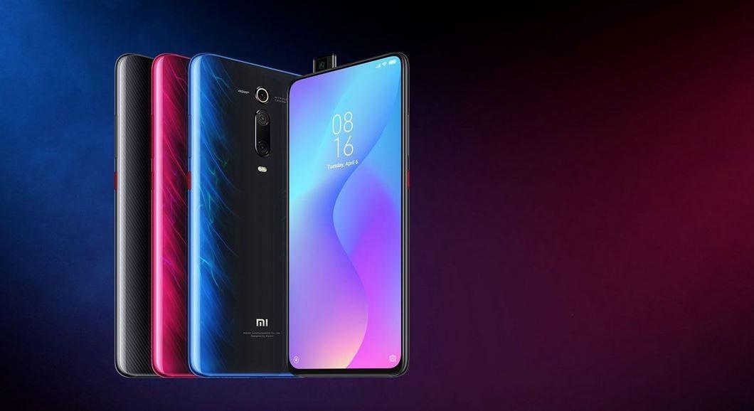 Xiaomi Mi 9T - Design