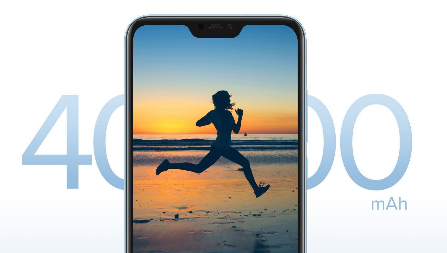 Xiaomi Mi A2 Lite - Bateria