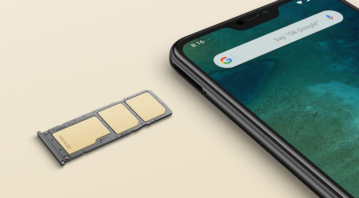 Xiaomi Mi A2 Lite - Dual SIM