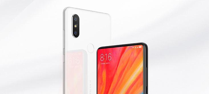 Xiaomi Mi Mix 2S - Algorytm SI