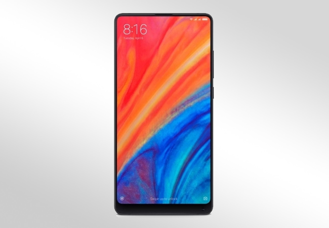 Xiaomi Mi Mix 2S - Front