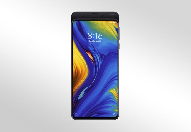 Xiaomi Mi Mix 3 128GB - wygląd