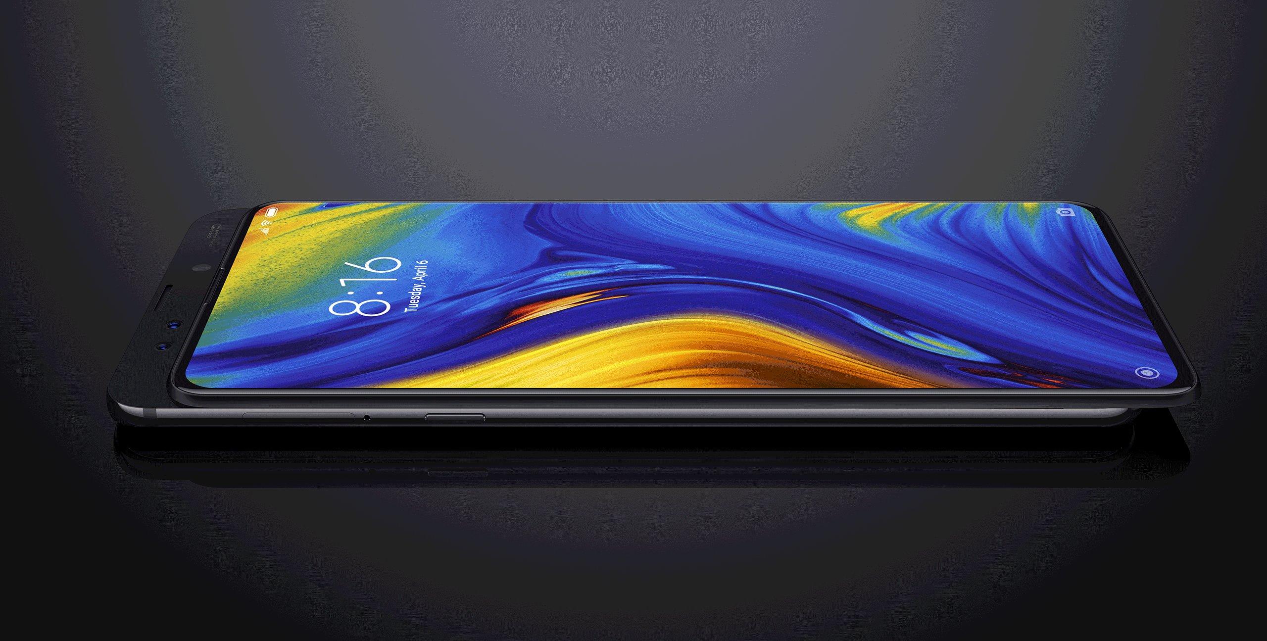 Xiaomi Mi Mix 3 128GB - slider