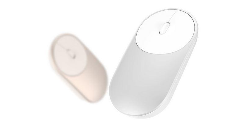 Xiaomi Mi Portable Mouse - Ergonomia