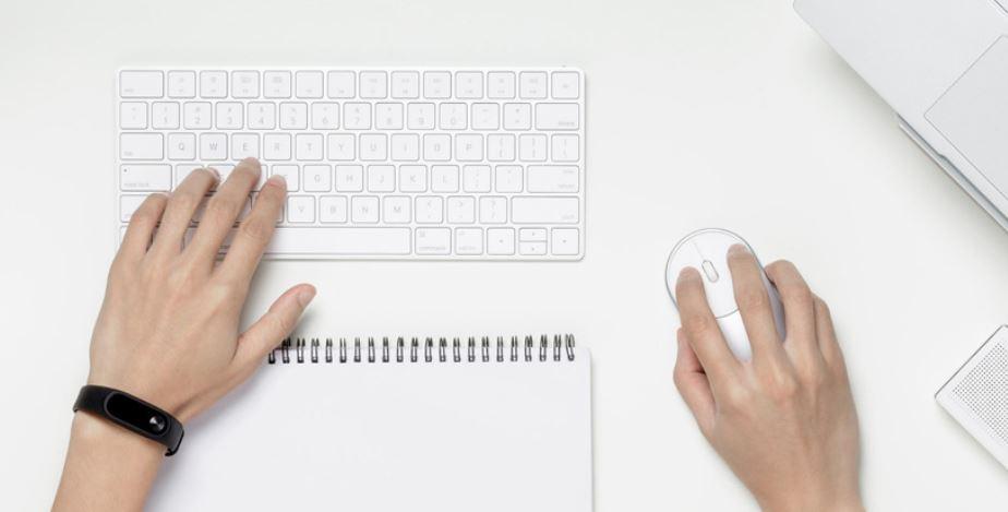 Xiaomi Mi Portable Mouse - Wymiary