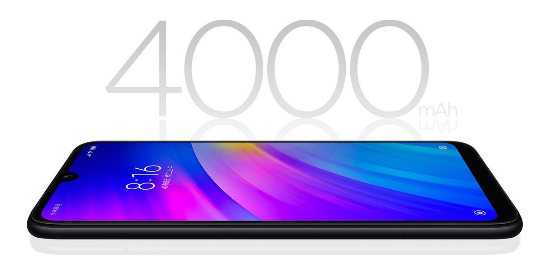 Xiaomi Redmi 7 - Bateria