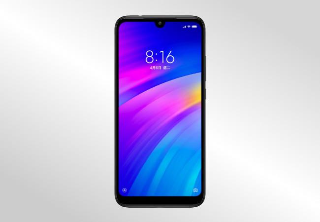 Xiaomi Redmi 7 - Front
