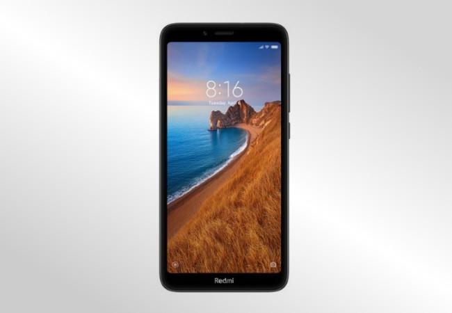 Xiaomi Redmi 7A - Front
