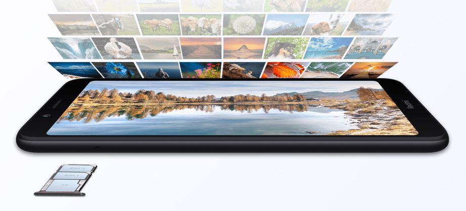 Xiaomi Redmi 7A - Złącza
