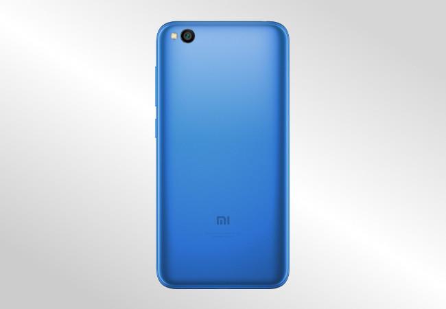 Xiaomi Redmi Go - Aparat