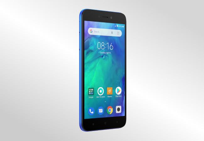 Xiaomi Redmi Go - Ekran