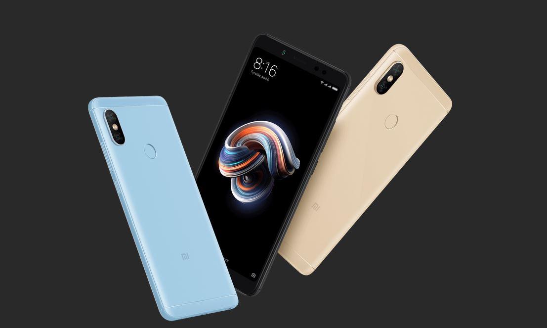 Xiaomi Redmi Note 5 - Bateria