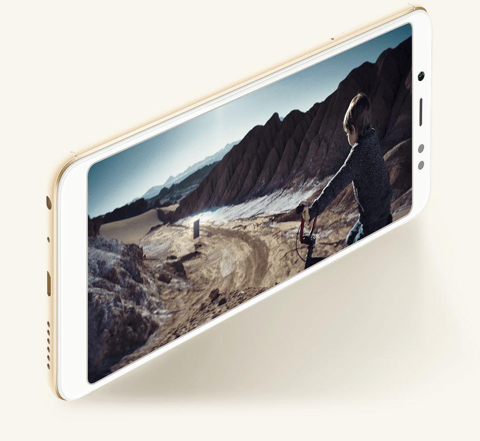 Xiaomi Redmi Note 5 - Wyświetlacz