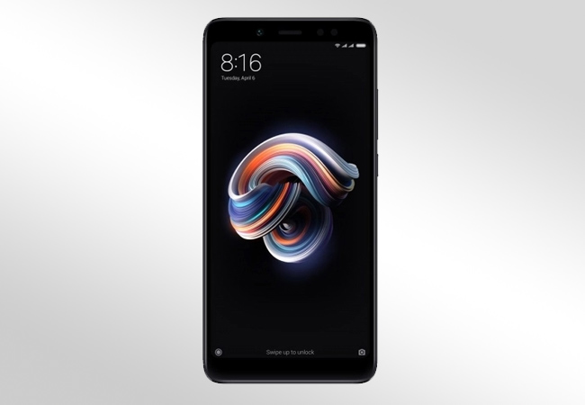 Xiaomi Redmi Note 5 - Front