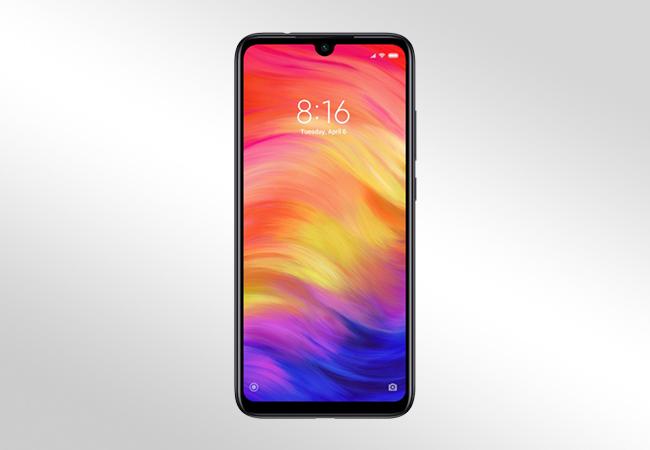 Xiaomi Redmi Note 7 - Front