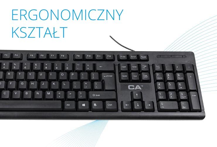CA Office Benicia II CA 1002 | cena, raty sklep Komputronik.pl