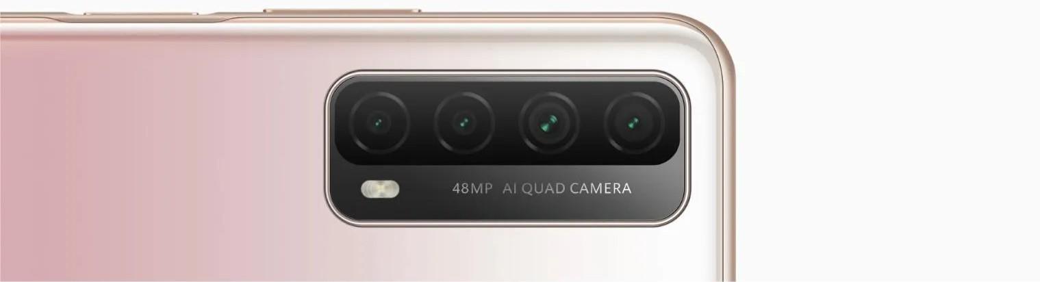 Huawei P Smart 2021 128GB Dual SIM czarny   cena, raty - sklep Komputronik.pl