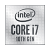 Intel Core i7 10. gen.