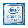 Intel Core i9 9. gen.