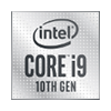 Intel Core i9 10. gen.