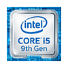 Intel Core i5 9. gen.